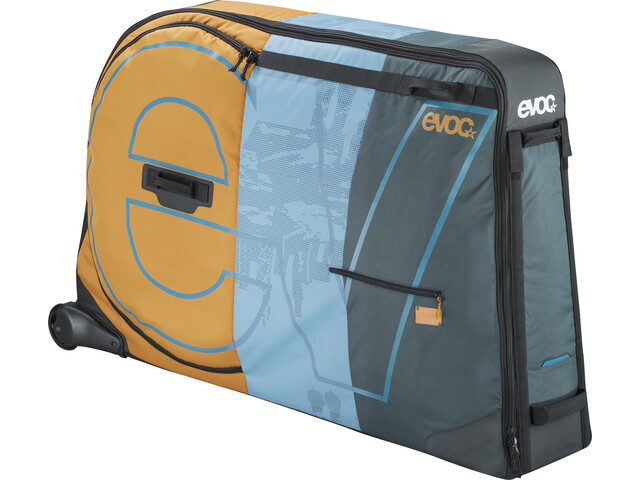 EVOC Bike Travel Bag Transporttaske 280l farverig (2019) | Cykelkuffert
